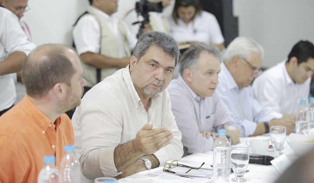 Plinio Olano llamado a juicio por caso Odebrecht