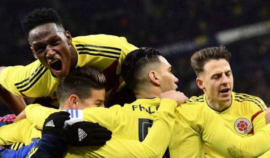 Convocatoria Selección Colombia para juegos amistosos