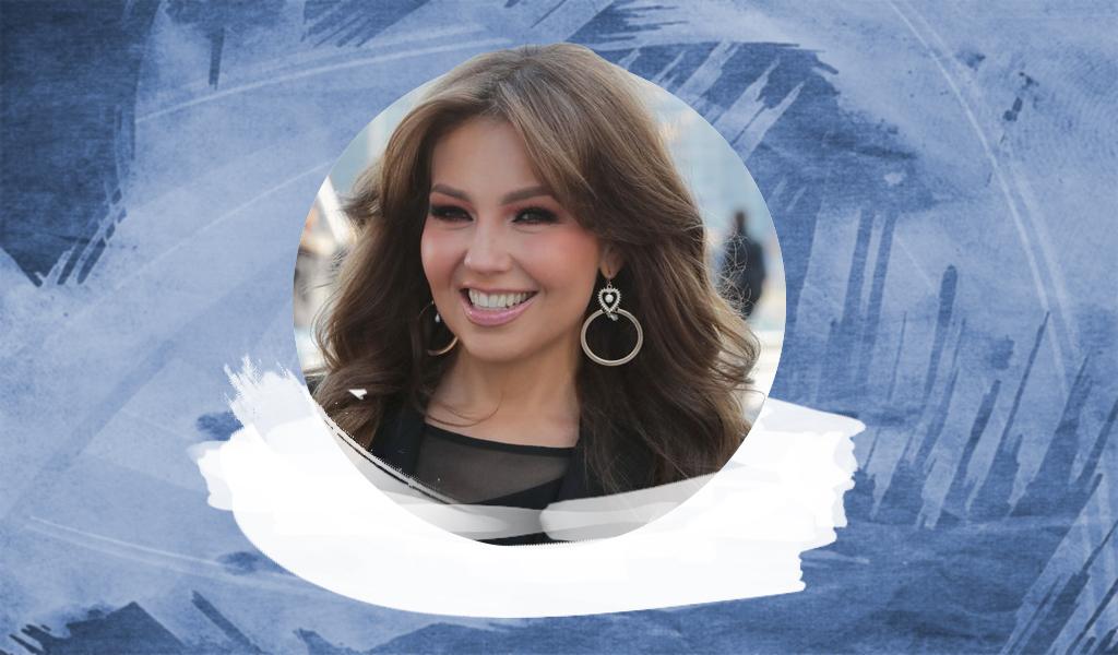 Thalía y su nuevo sencillo viral '¿Me escuchan, me oyen?'
