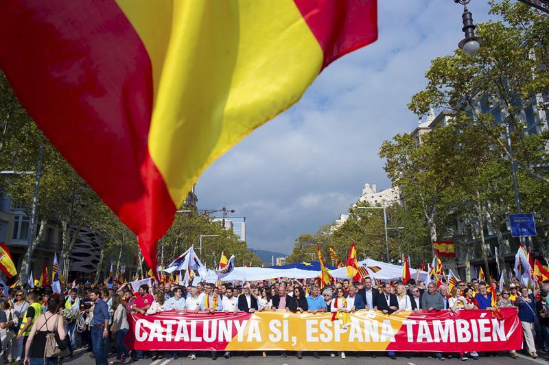 Independentistas españoles continuarán en prisión