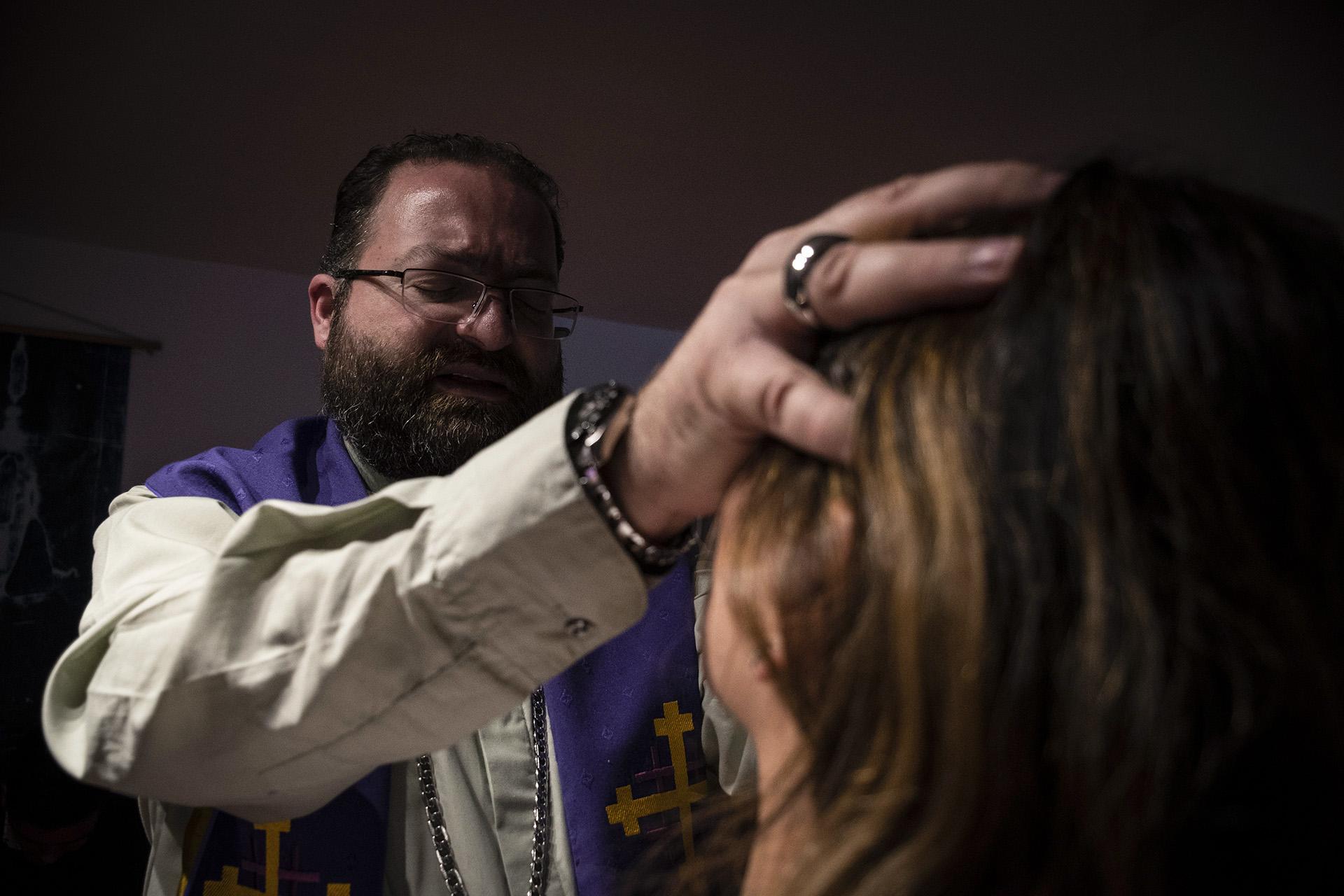 Exorcismo Monseñor Andrés Tirado