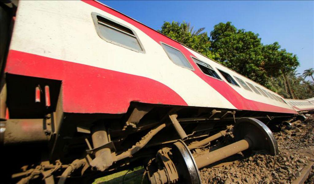 Accidente de tren en Angola deja 17 muertos