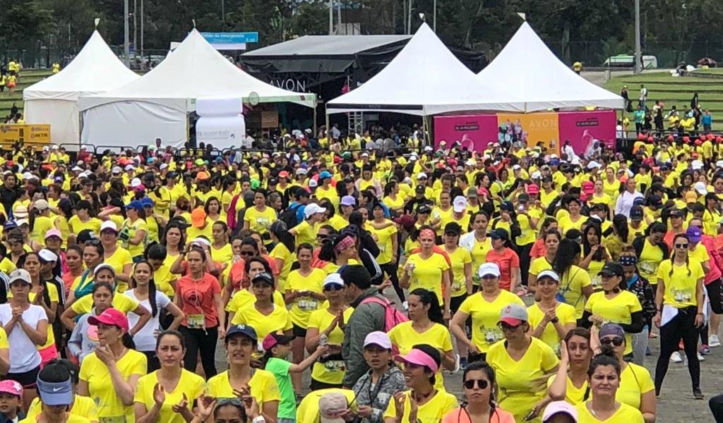 La Carrera de la Mujer, entre salud y deporte
