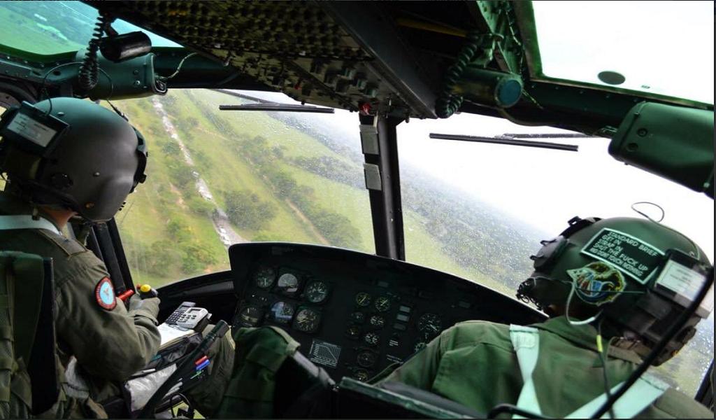 Fuerza Aérea de Colombia ordenó acuartelamiento de tropas