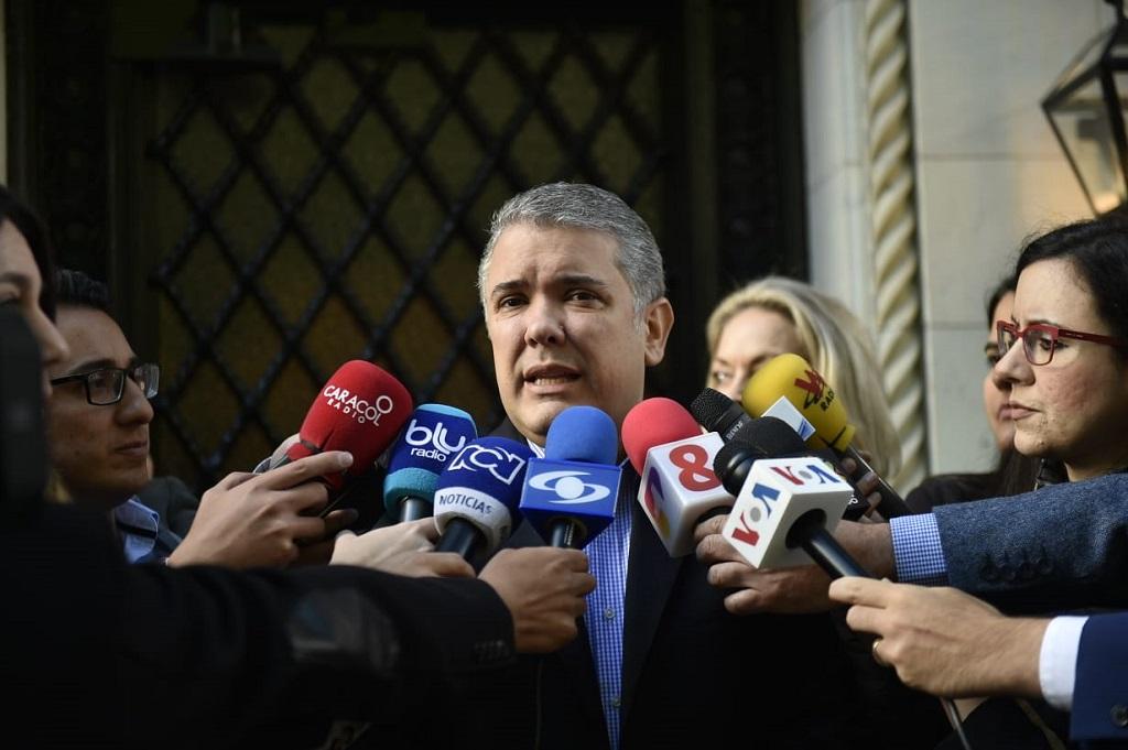 Venezuela ya no será garante en diálogo con el ELN