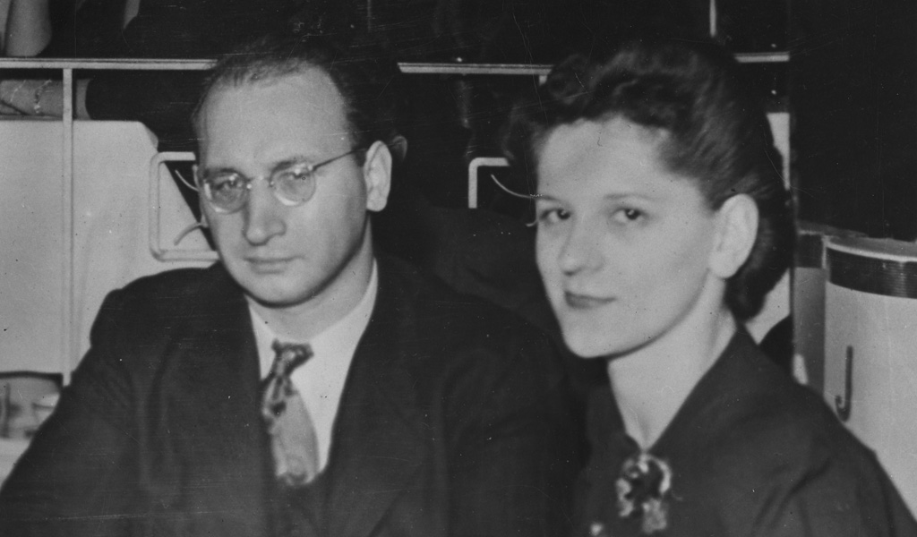 Matrimonio Rosenberg