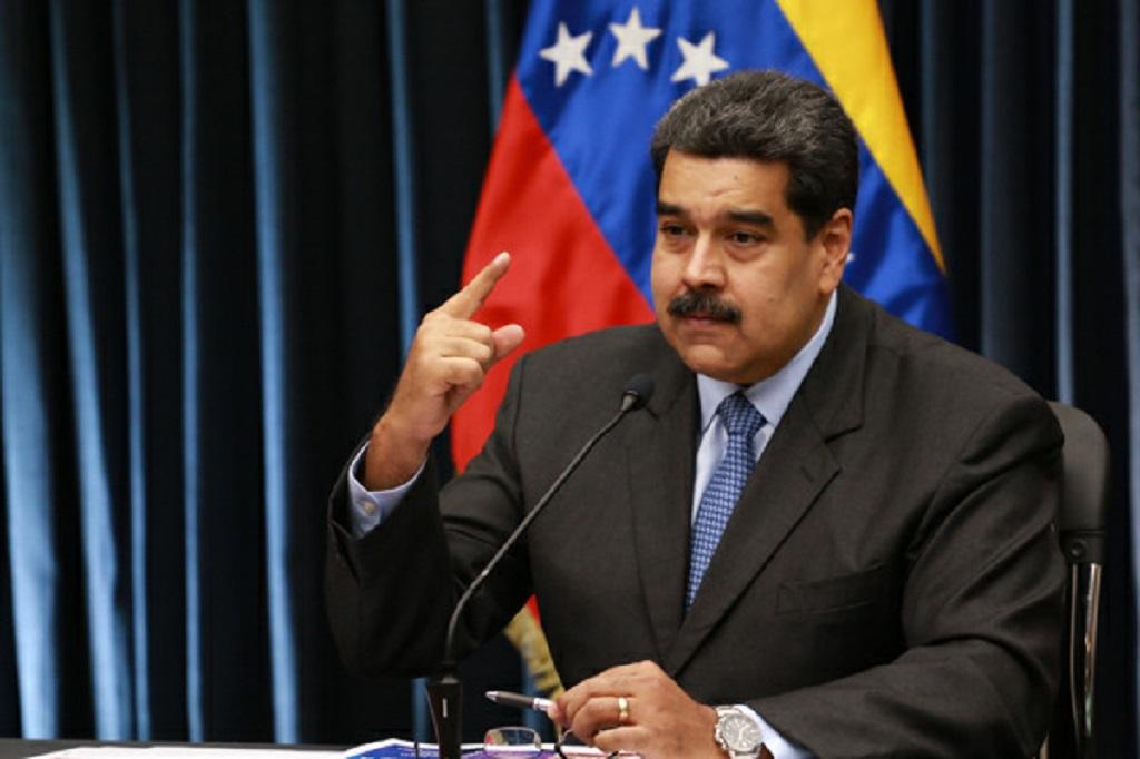 Venezuela en lista de países que patrocinan el terrorismo