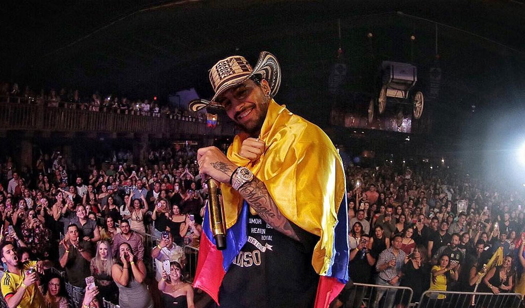 Prográmese para los conciertos de Maluma en Colombia