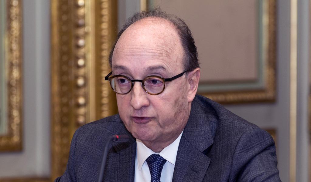 Guillermo Fernández es el nuevo embajador ante la ONU