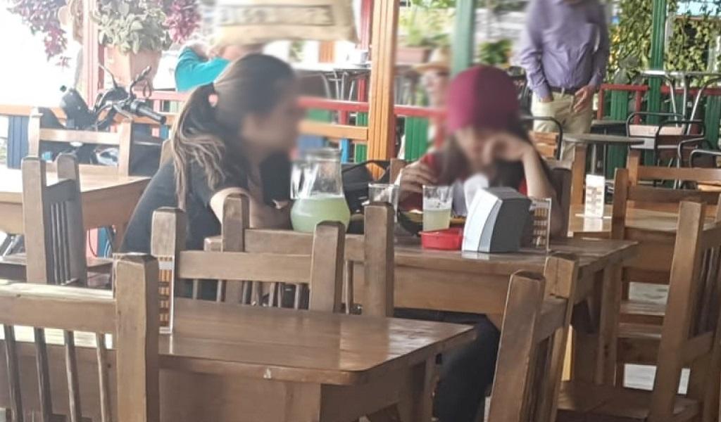 En Guatapé encontraron a niñas desaparecidas en Bogotá