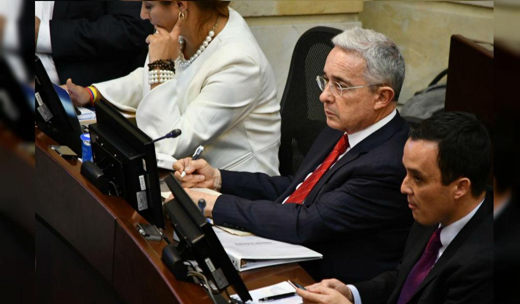 Uribe rechaza IVA a canasta familiar