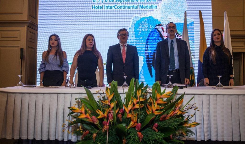 Gobernación de Antioquia en Colombia Travel Expo 2018