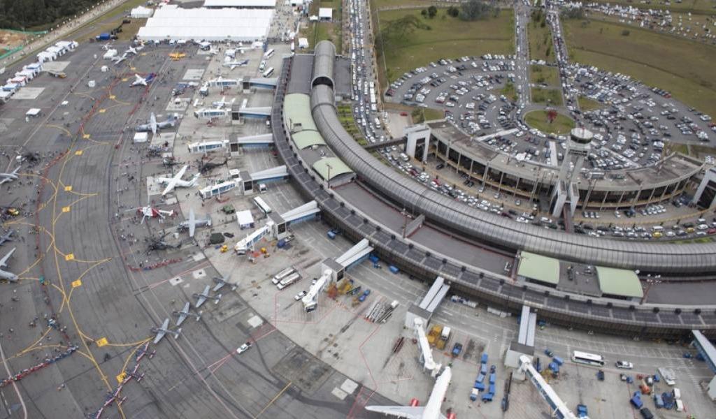Aeropuerto de Rionegro tendrá cierres parciales hasta 2019