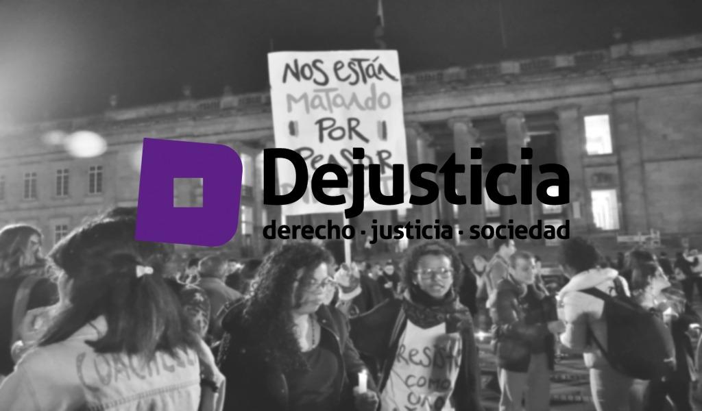 """""""Cifra de líderes sociales asesinados es más alta"""": Dejusticia"""