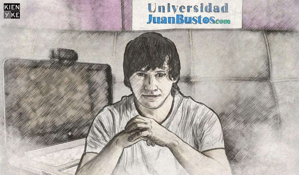 Juan Bustos, un defensor de la industria webcam