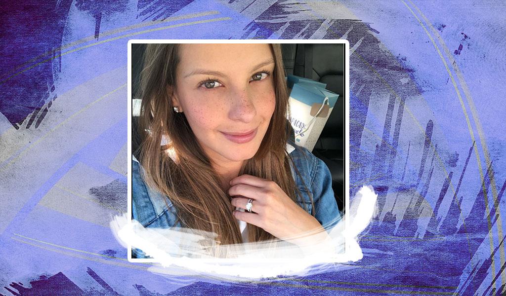 Laura Acuña reaparece en redes sociales