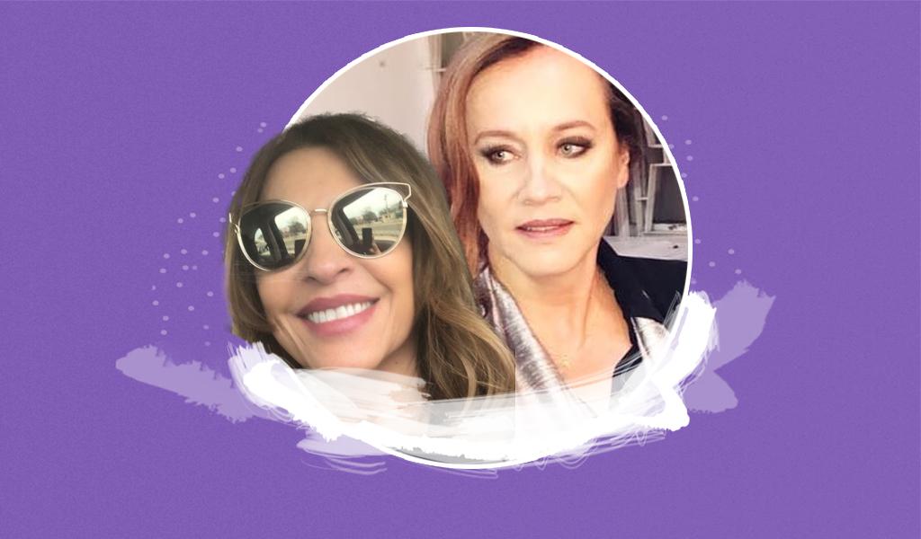 El choque entre Amparo Grisales y Alejandra Borrero
