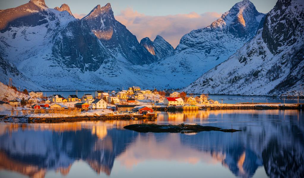 Gran reserva de agua caliente amenaza el Ártico