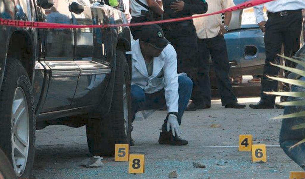 Asesinan a delincuentes tras enfrentarse con la policía