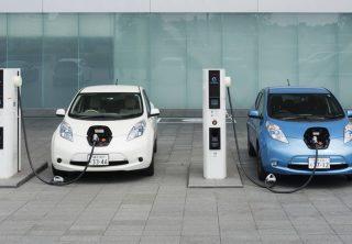 Vehículos híbridos con números positivos en ventas