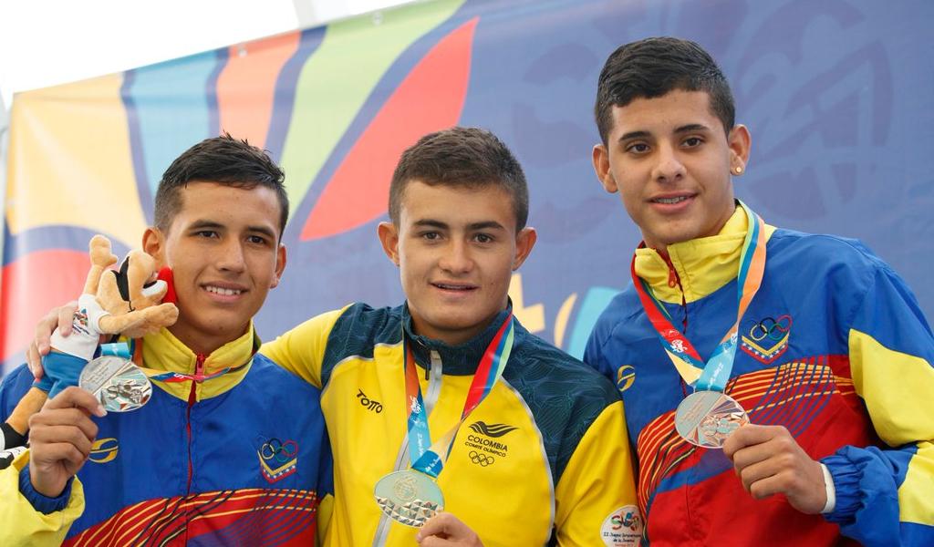 Así va Colombia para los Juegos Olímpicos de la Juventud