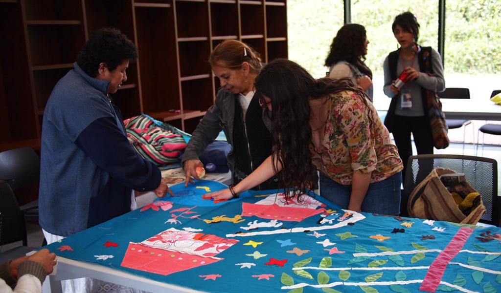 El Costurero desea cubrir Centro de Memoria, Paz y Reconciliación