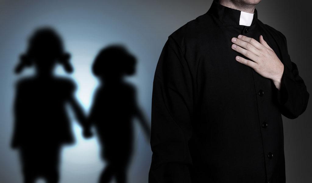 Capturan sacerdote por abusar de menores