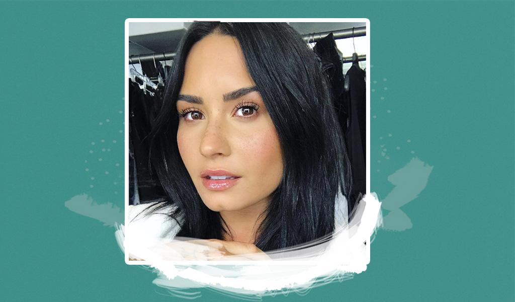 Así luce Demi Lovato después de su sobredosis