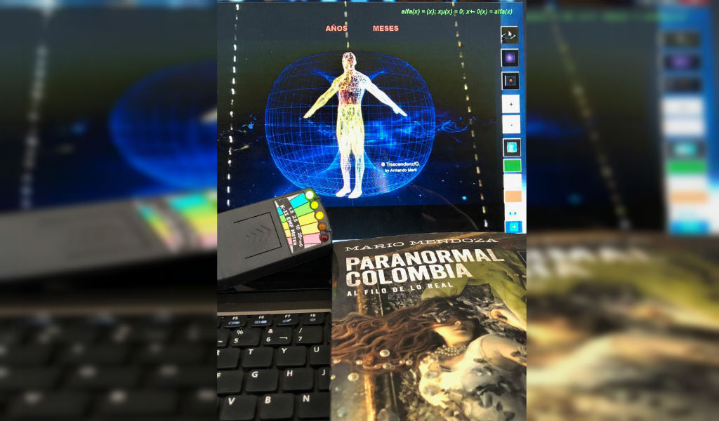 Mis experiencias paranormales con Mario Mendoza