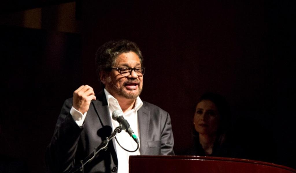 Comisión de Paz pide a Iván Marquez cumplir con el Acuerdo