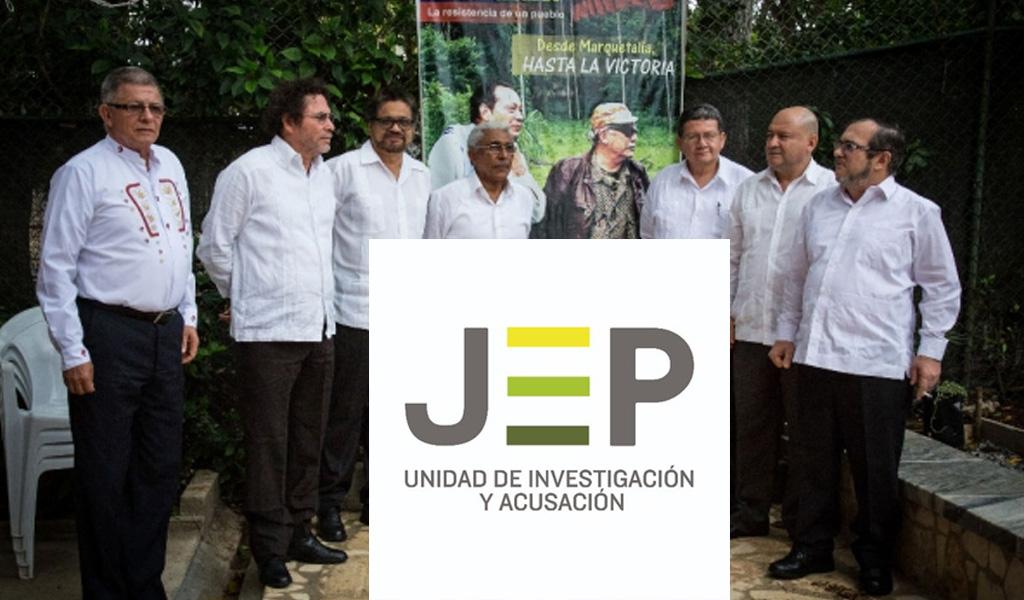 Último plazo de entrega de informes de Farc a la JEP