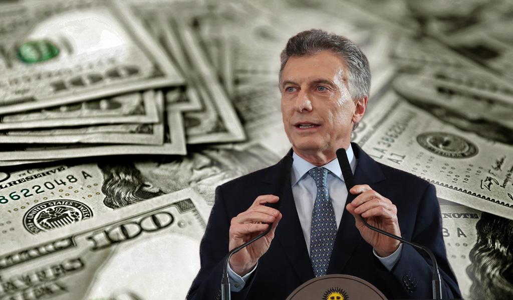 Macri vaticina fuga de capitales en Argentina