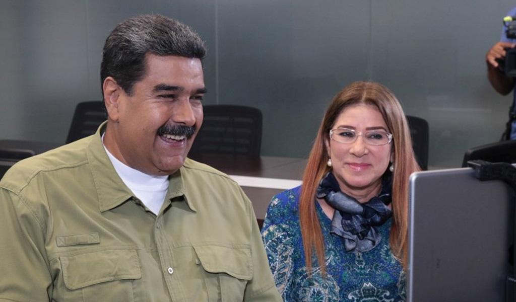 EE. UU. sanciona a esposa de Maduro