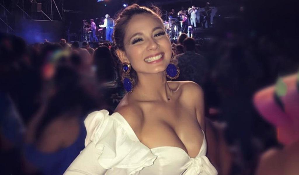Melissa Martínez presumió su cuerpo en bikini