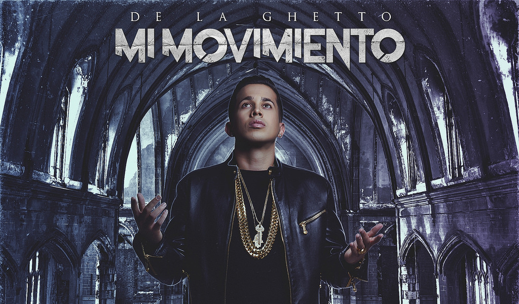 De la Ghetto presenta 'Mi movimiento'