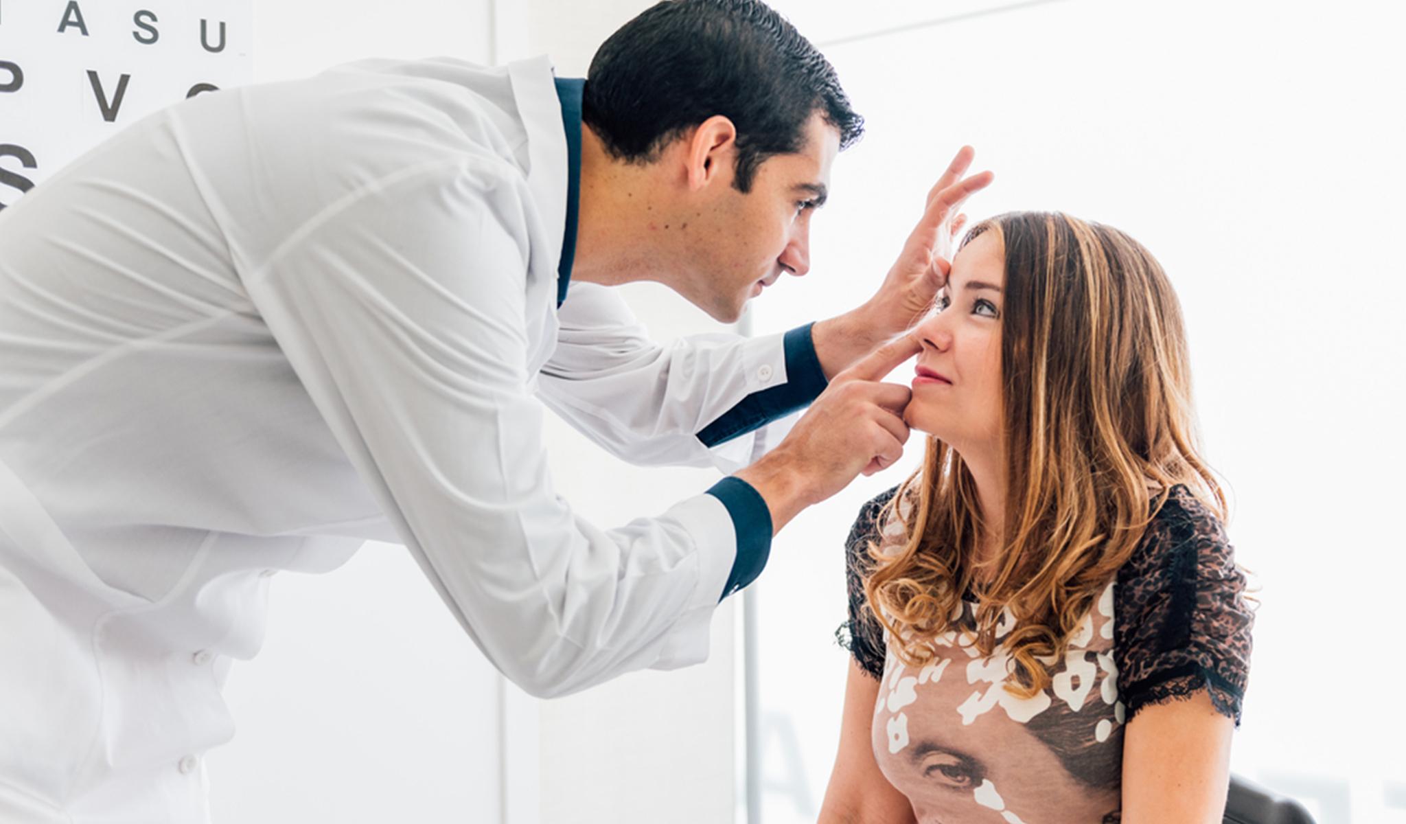 Recomendaciones para el cuidado de los ojos