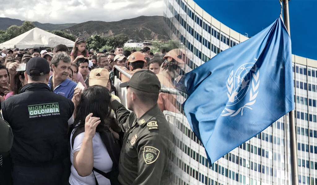 ONU abordará tema de migración venezolana