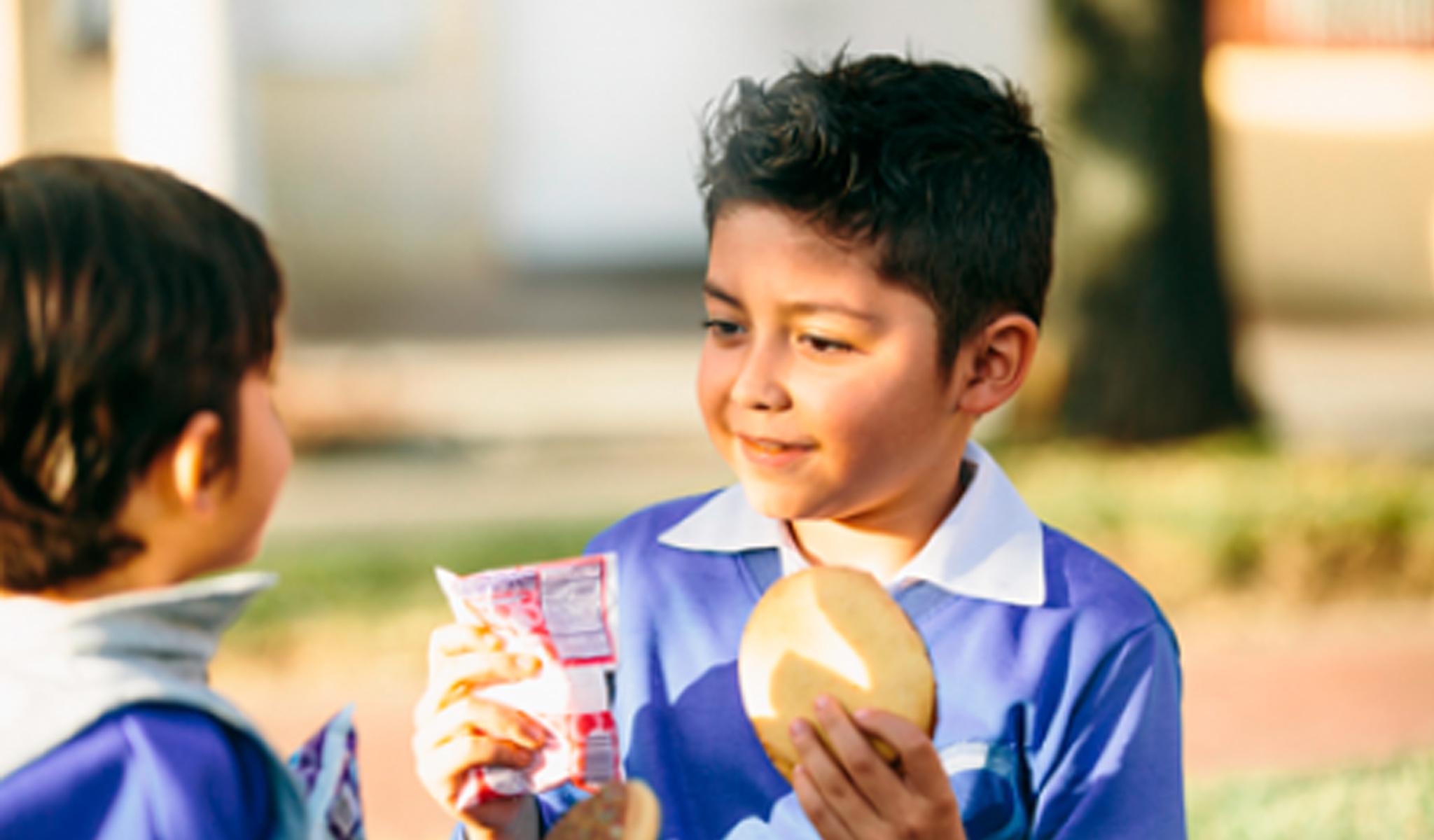 PAE Bogotá y las prácticas que benefician a los niños