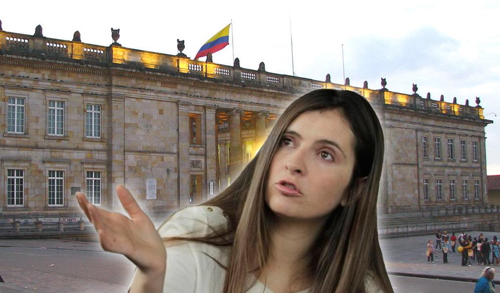 """""""Quitaría el artículo sin problema"""": Paloma Valencia"""