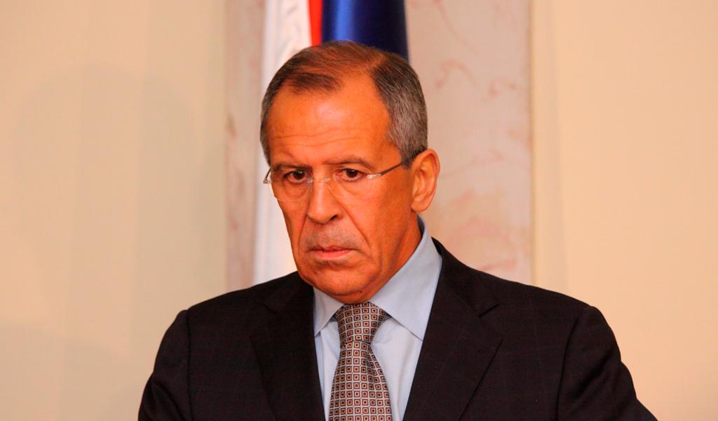 Ministro de Exteriores ruso envia defensa antiaérea a Siria