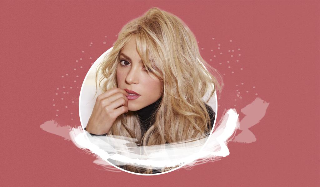 Shakira pasea por Disney sin ropa interior