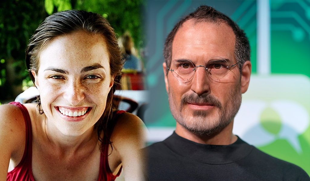 Hija de Steve Jobs revela secretos sexuales de su padre