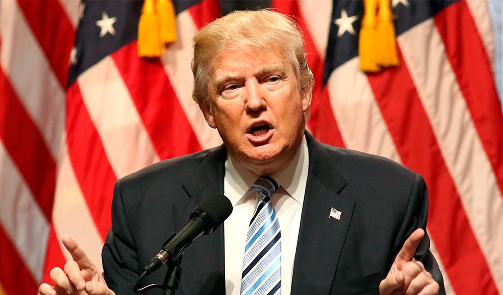 Trump quiere negar nacionalidad a hijos de inmigrantes
