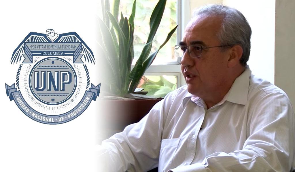 Los retos del director de Unidad Nacional de Protección
