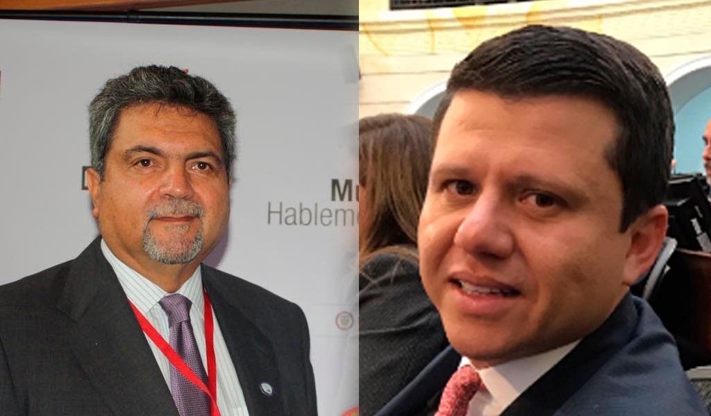 Dos exsenadores de la República pierden la investidura