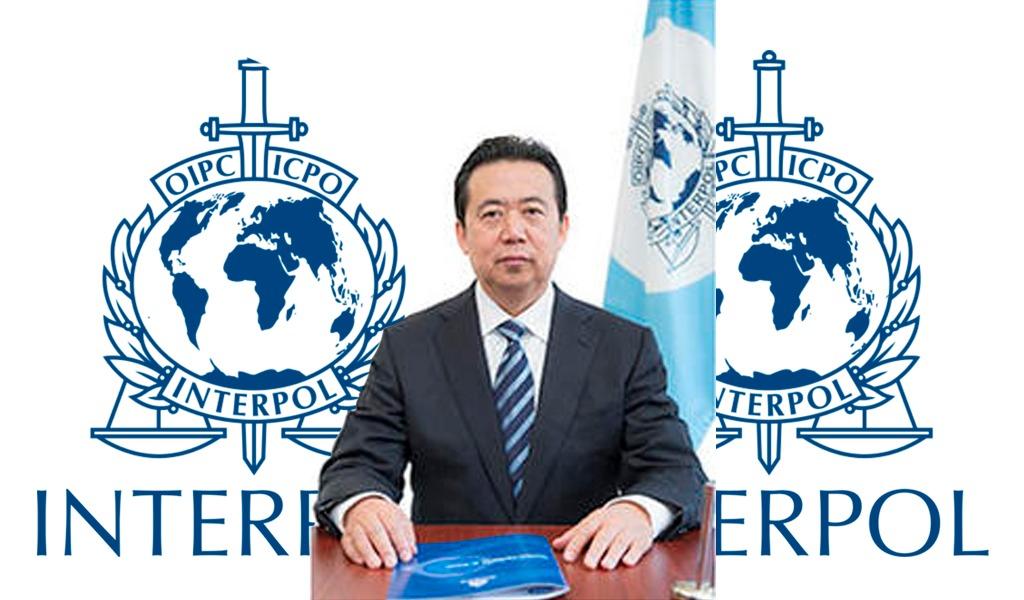 Expresidente de Interpol señalado de corrupto