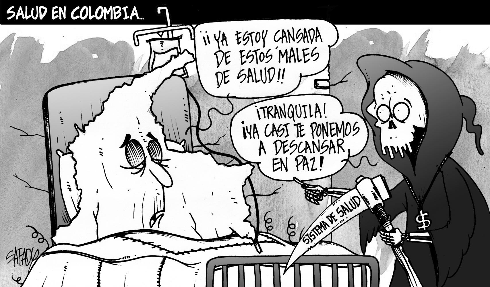 Salud en Colombia…