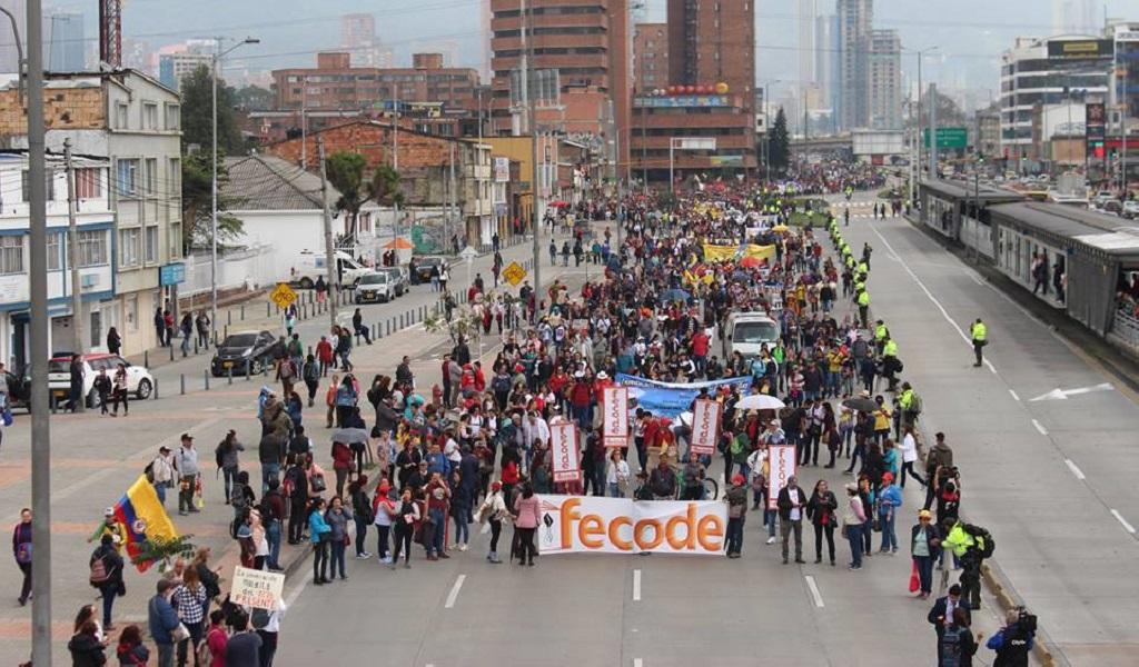 marcha fecode