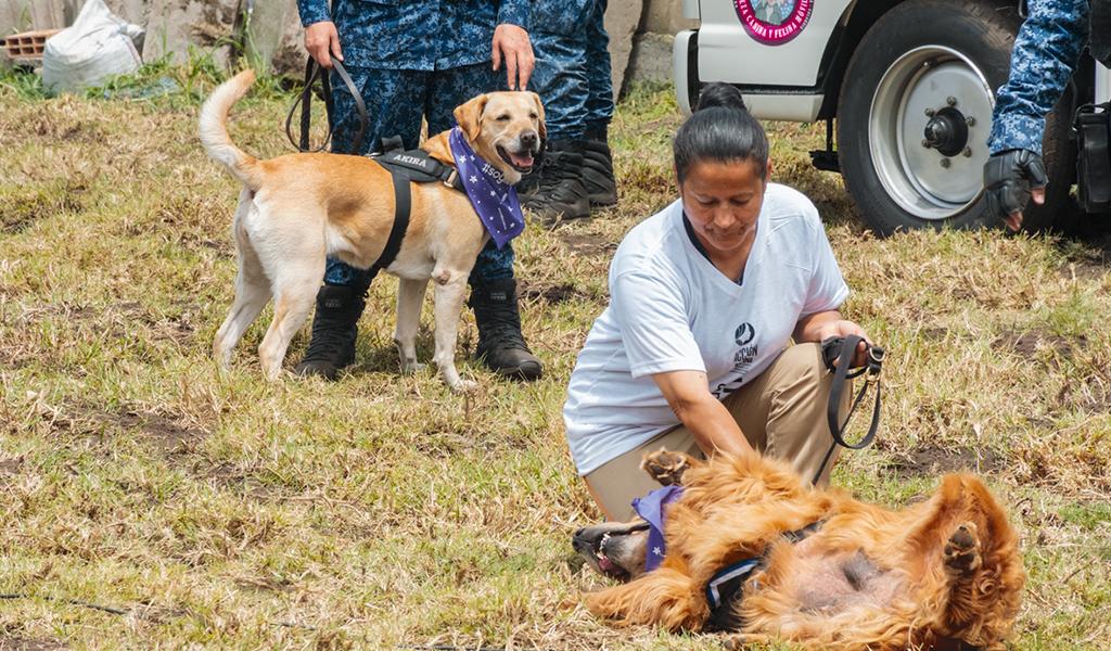 El Centro Canino que nace en la cárcel del Buen Pastor