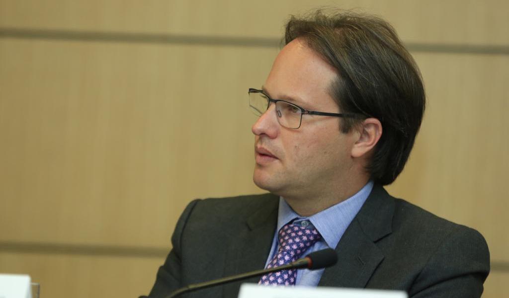 Juan Miguel Durán, nuevo secretario de Gobierno en Bogotá